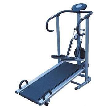 Pro-supra 3 way manual treadmill in good condition | clickbd.