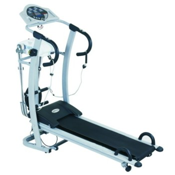 6-WAY MAGNETIC FLAT TREADMILL